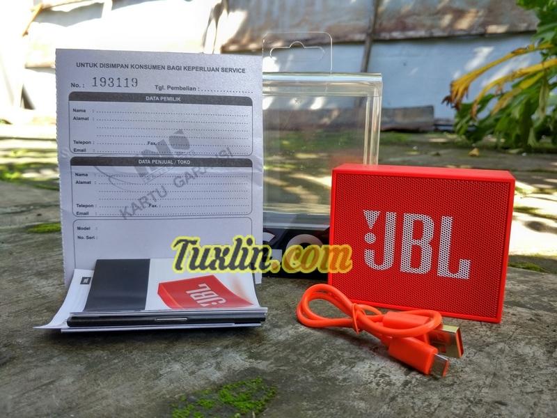 Paket Penjualan JBL GO Bluetooth Speaker