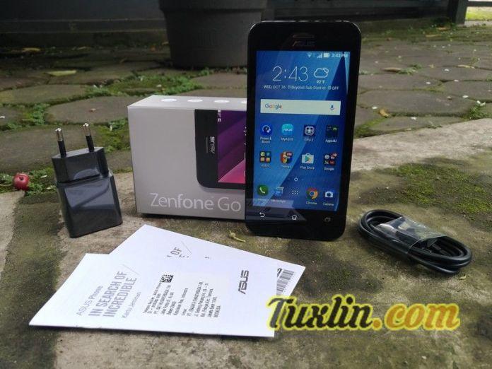 Paket Penjualan Asus Zenfone Go ZB450KL