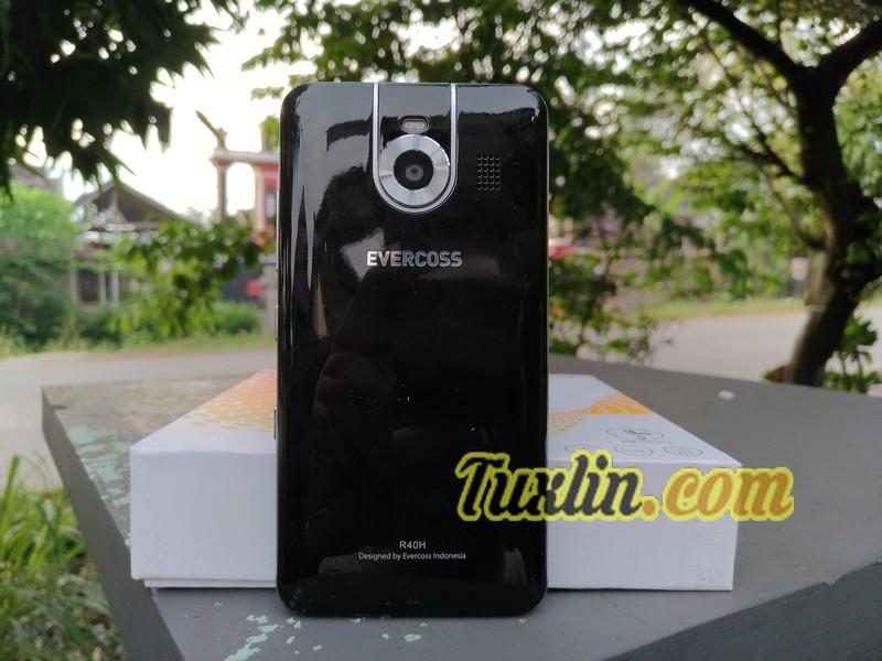 Desain Evercoss Winner T Selfie R40H