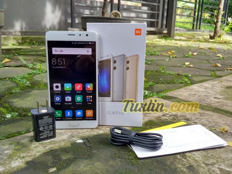 Paket Penjualan Xiaomi Redmi Pro