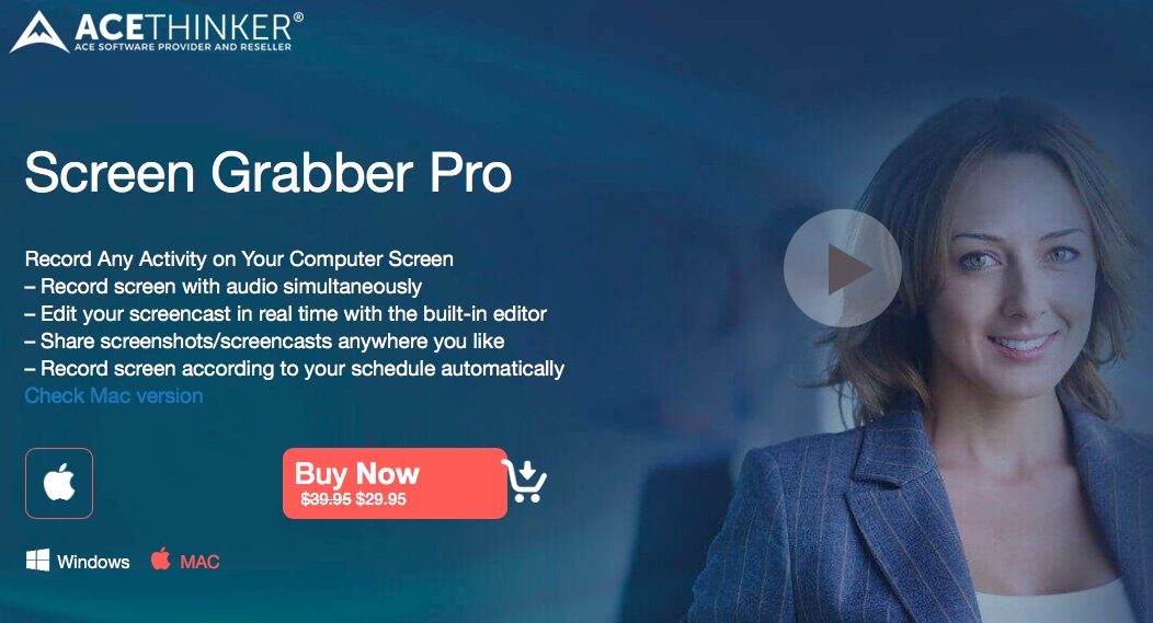 Review Acethinker Screen Grabber Pro: Screen Recorder Keren untuk Mac