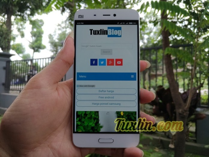 Menjajal Xiaomi Mi5 32GB: Snapdragon 820 Harga 3 Juta-an