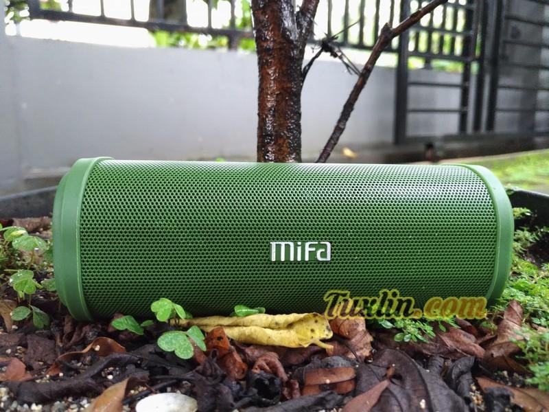 Review Mifa F5 Portabel: Speaker Kamar Mandi Jilid II