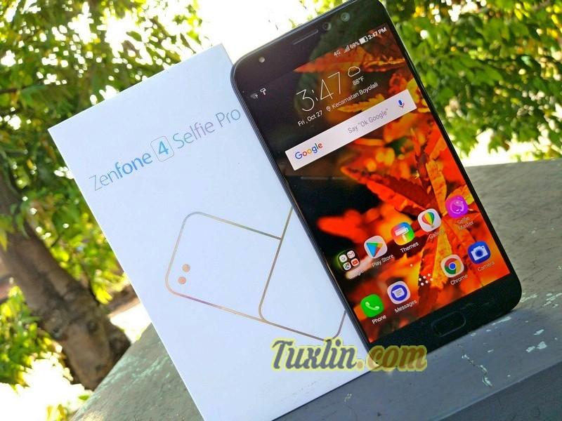 Review Asus Zenfone 4 Selfie Pro ZD552KL: Selfie Master!