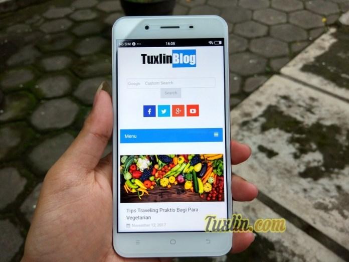 Menjajal Vivo Y65, Android Nougat Bertenaga Snapdragon 425