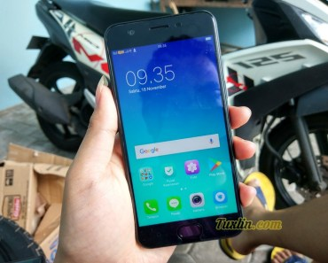 Hands On Oppo A57 Black, Bagus Nggak Sih?