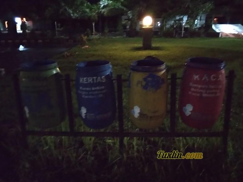 Hasil Foto KameraXiaomi Redmi 5A Malam Hari dengan LED Flash