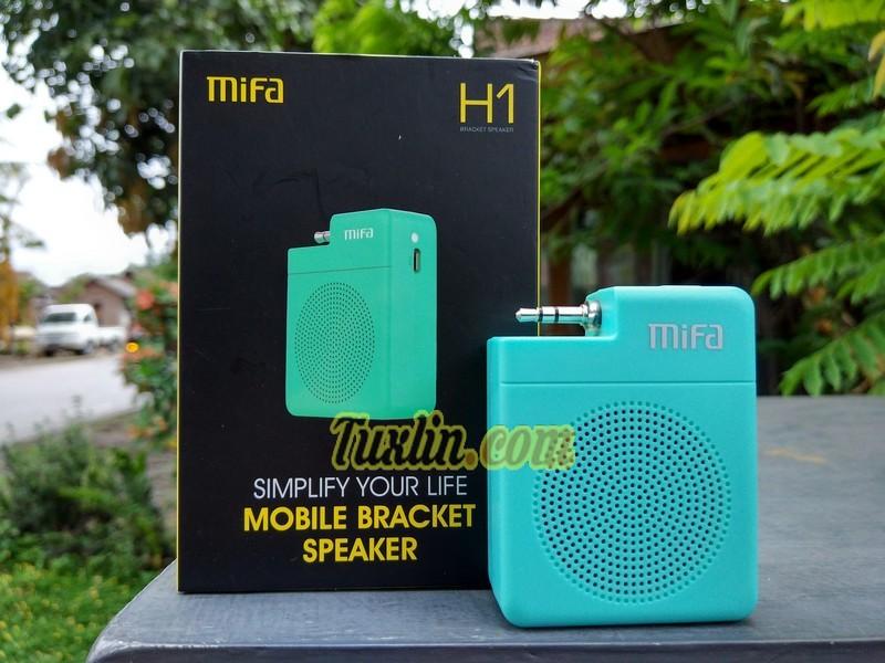 Review Mifa H1: Speaker Portabel Mungil Multifungsi!