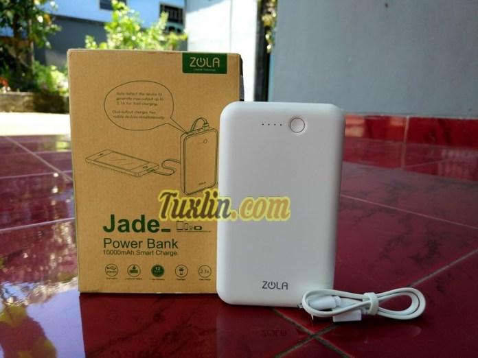 Paket PenjualanZola Jade 10000mAh