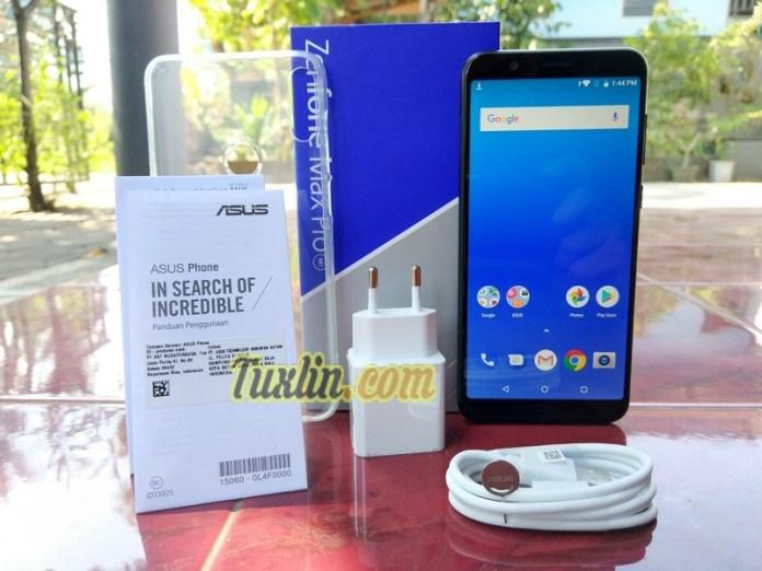 Paket PenjualanAsus Zenfone Max Pro M1