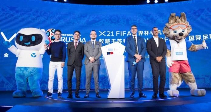 My Time, My FIFA World Cup: Kampanye Vivo untuk 2018 FIFA World Cup Russia 1