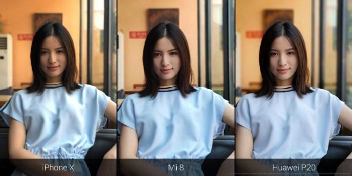 Sampel Hasil Foto Kamera Xiaomi Mi8 Selfie (Official)