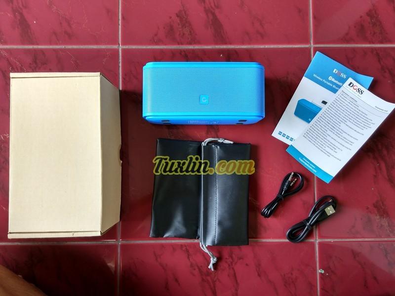 Paket PenjualanDoss Soundbox Touch