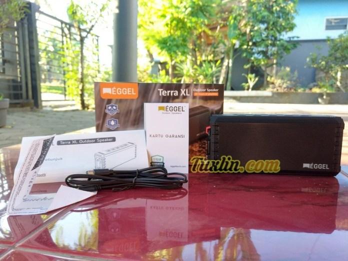 Paket PenjualanEggel Terra XL