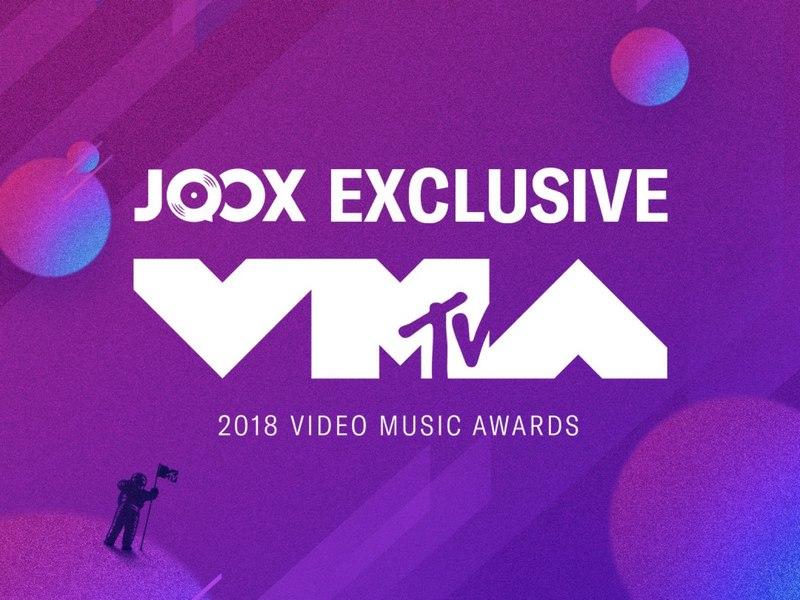 MTV Video Music Award 2018 Bisa Livestream Melalui JOOX! 4