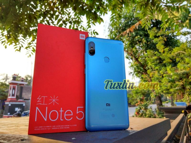 Review Xiaomi Redmi Note 5 RAM 4GB ROM 64GB: Seri Redmi Terbaik!
