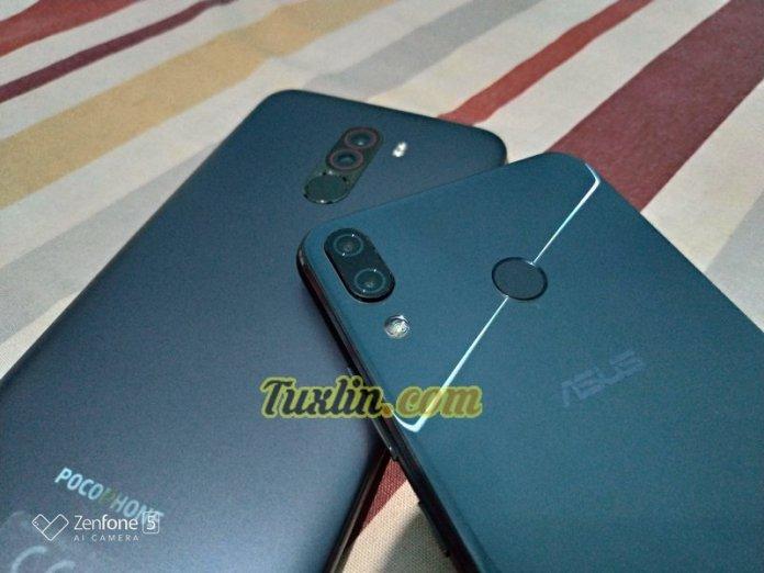 Benchmark Asus Zenfone 5z vs Pocophone F1 by Xiaomi, Siapa yang Lebih Kencang?
