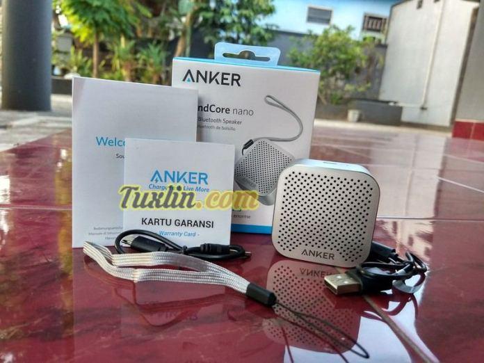 Paket PenjualanAnker SoundCore Nano