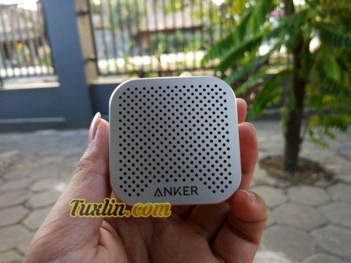 DesainAnker SoundCore Nano