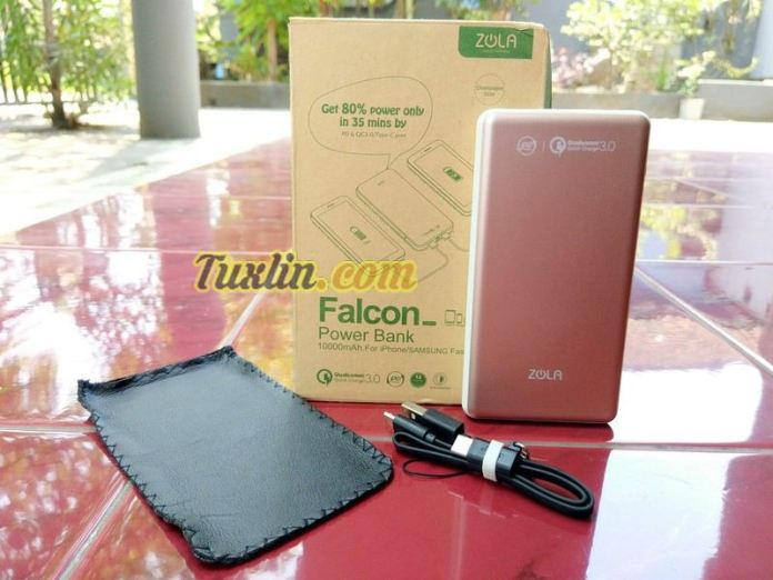 Paket PenjualanZola Falcon 10000mAh