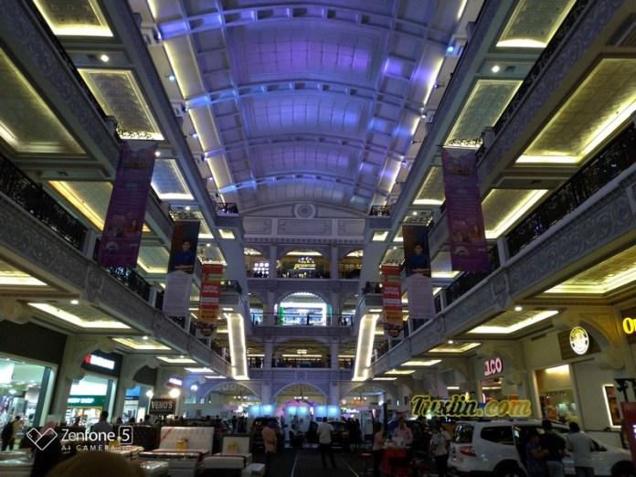 Hasil Foto KameraAsus Zenfone 5 ZE620KL Malam Hari