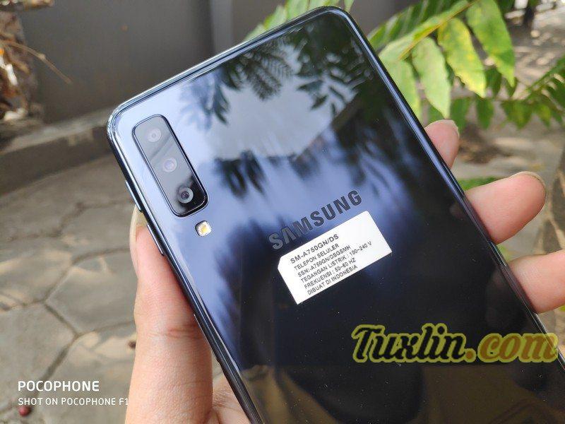 Review Kamera Samsung Galaxy A7 2018