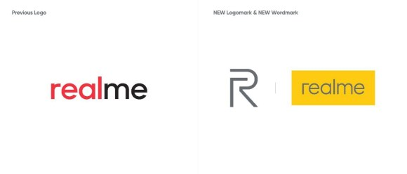 Logo Baru Realme