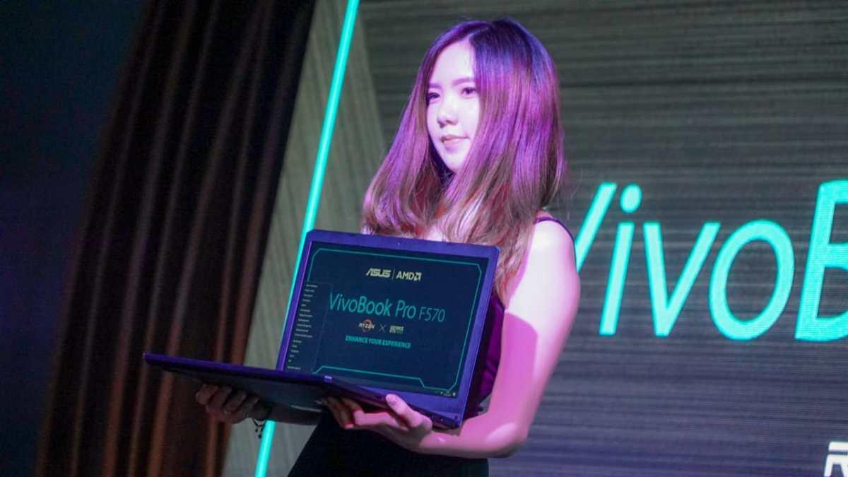 Asus VivoBook Pro F570, Laptop dengan Duet Maut AMD dan Nvidia 2