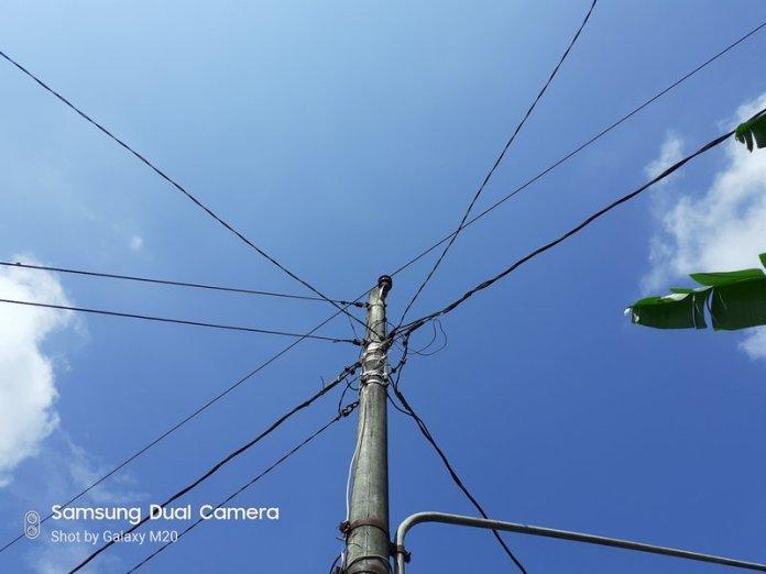 Hasil Foto Kamera Samsung Galaxy M20 Siang hari