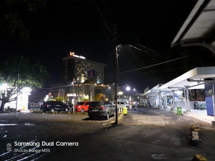 Review Kamera Samsung Galaxy M20: Mantul dengan Lensa Wide Angle 30