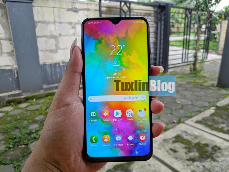 Review Samsung Galaxy M20: Baterai Besar Jadi Andalan 13