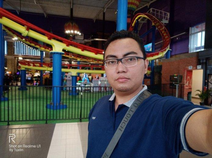 Review Kamera Realme U1: Cocok untuk Ahlinya Ahli Selfie 5