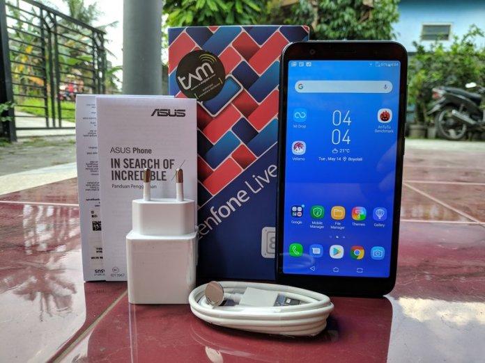 Paket Penjualan Asus Zenfone Live L2