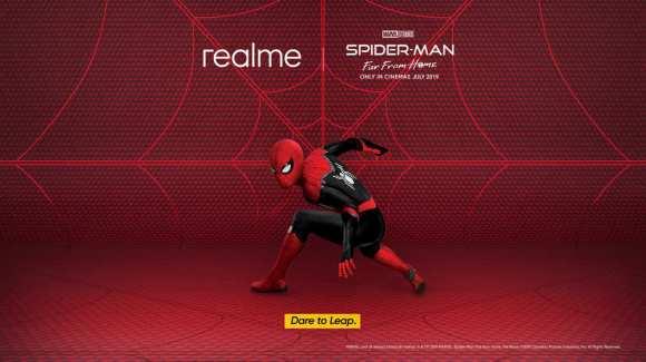 Realme Berkolaborasi dengan Spider-Man: Far From Home, Mau Bikin Apa? 2