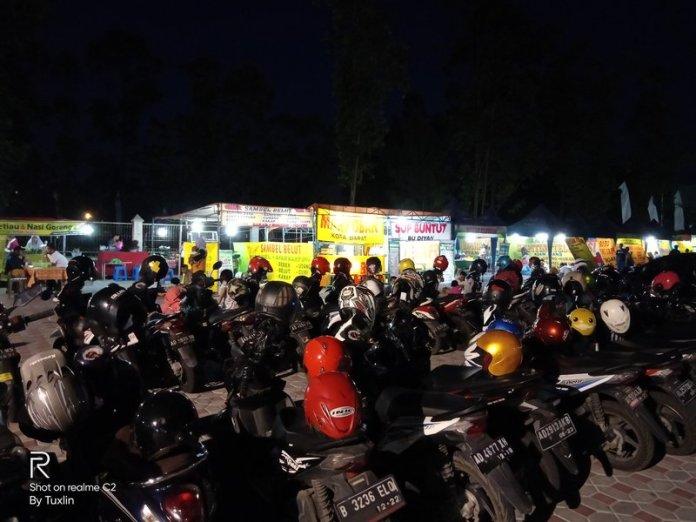 Hasil Foto Kamera Realme C2 Malam Hari