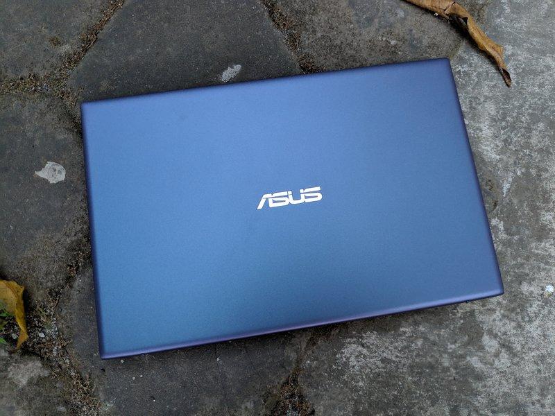 Asus Vivobook Ultra A412FA EK303T Review: Paling Ringkas & Kaya Fitur