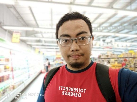 Review Kamera Infinix Hot 7 Pro: Ternyata Kayak Gini Quad Camera Murah 44