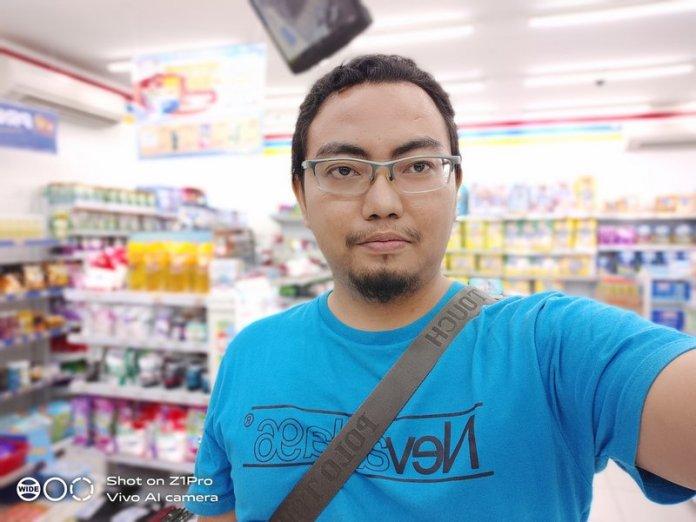 Hasil Foto Kamera Vivo Z1 Pro Portrait Mode