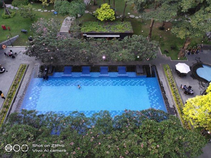 Hasil Foto Kamera Vivo Z1 Pro Siang Hari