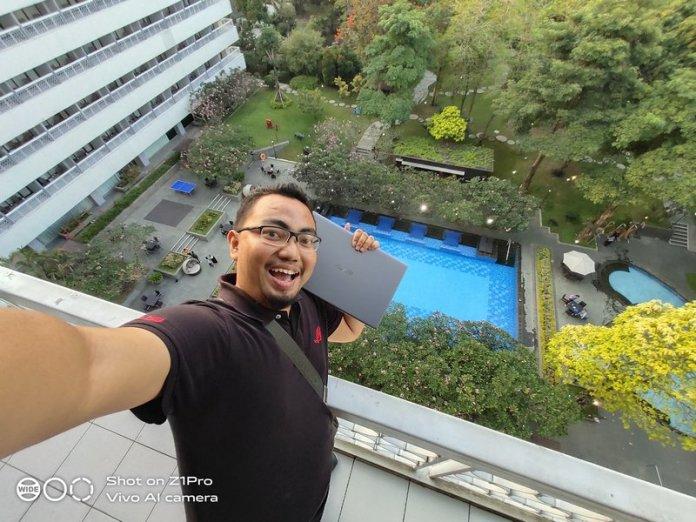 Hasil Foto Kamera Vivo Z1 Pro Wide Angle