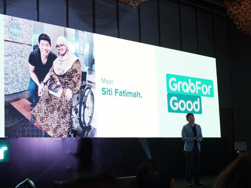 Kisah Inspiratif CEO Grab Anthony Tan Bertemu Pengemudi dengan Disabilitas 1