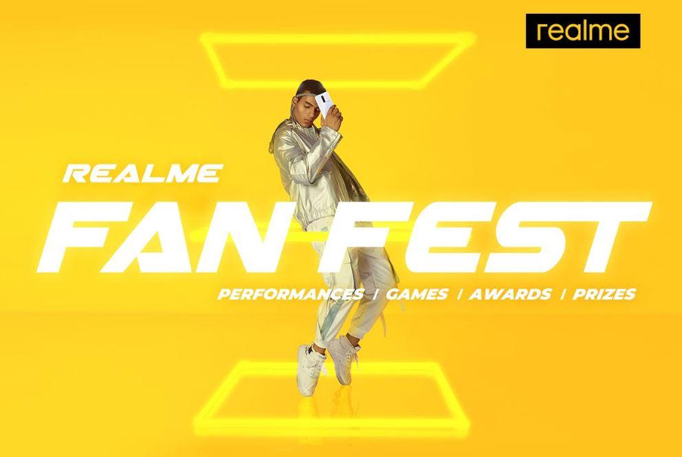 Realme Fan Fest 2019 akan Digelar 22 Desember 2019 1