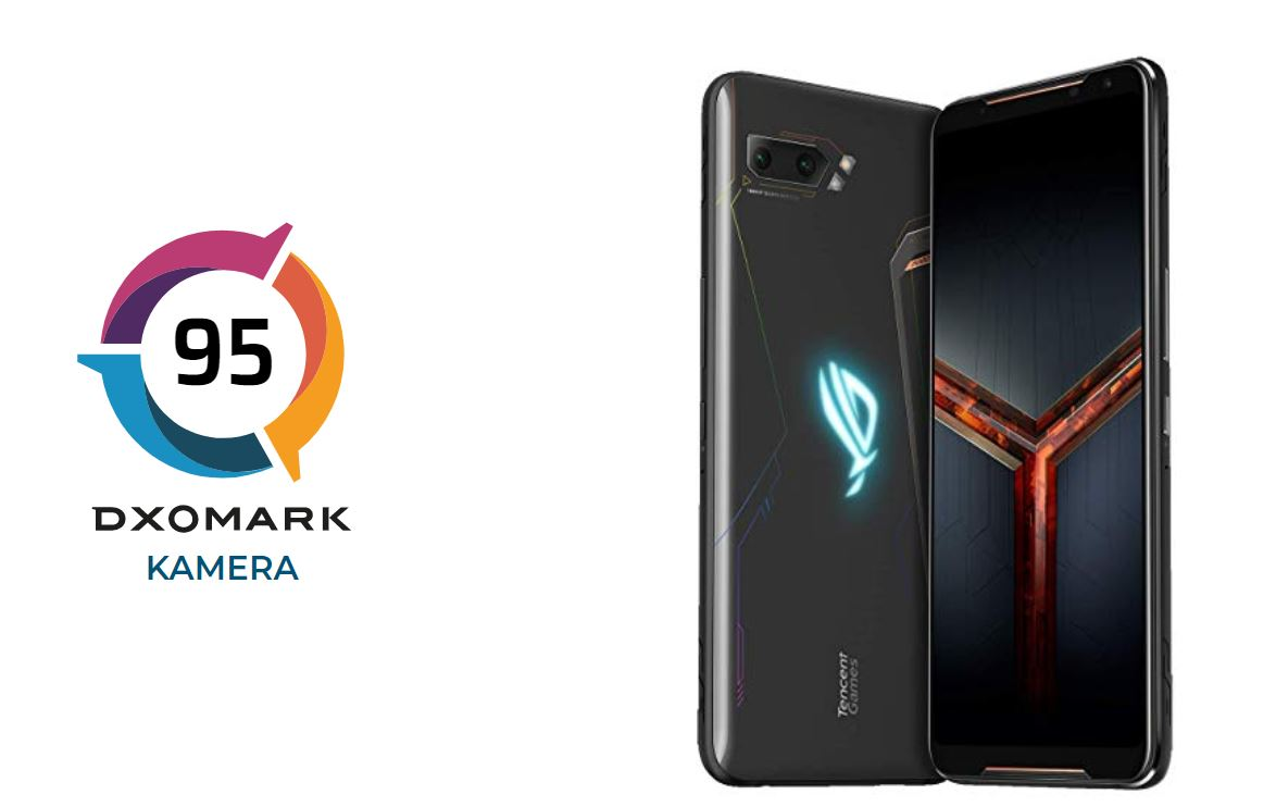 Segini Skor DxOMark Kamera Asus ROG Phone II 2