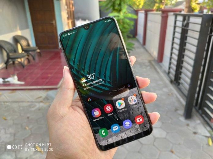 Performa Samsung Galaxy M30s