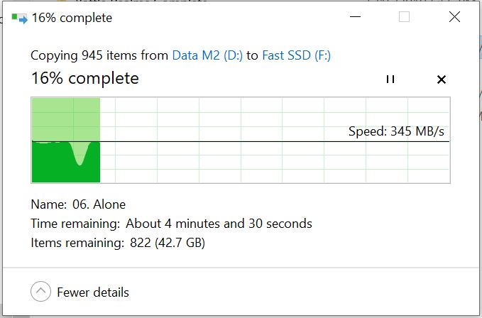 Pengalaman Pakai SSD Eksternal Seagate Fast SSD 500GB, Ngebut! 8