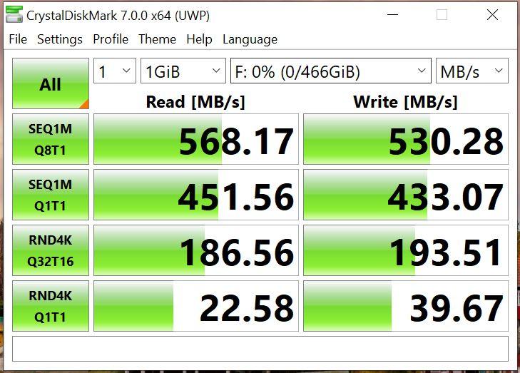 Pengalaman Pakai SSD Eksternal Seagate Fast SSD 500GB, Ngebut! 7
