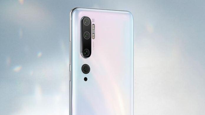 Ikutan Pre-order Xiaomi Mi Note 10 Pro, Smartphone Berkamera Flagship 2