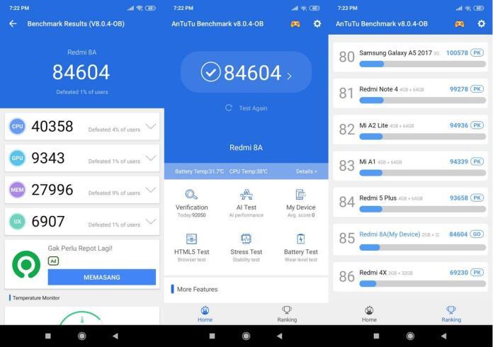 Review Xiaomi Redmi 8A: Smartphone Murah Berfitur Menengah 12
