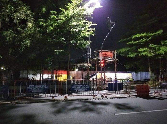 Hasil Foto Kamera Xiaomi Redmi 8A Malam Hari