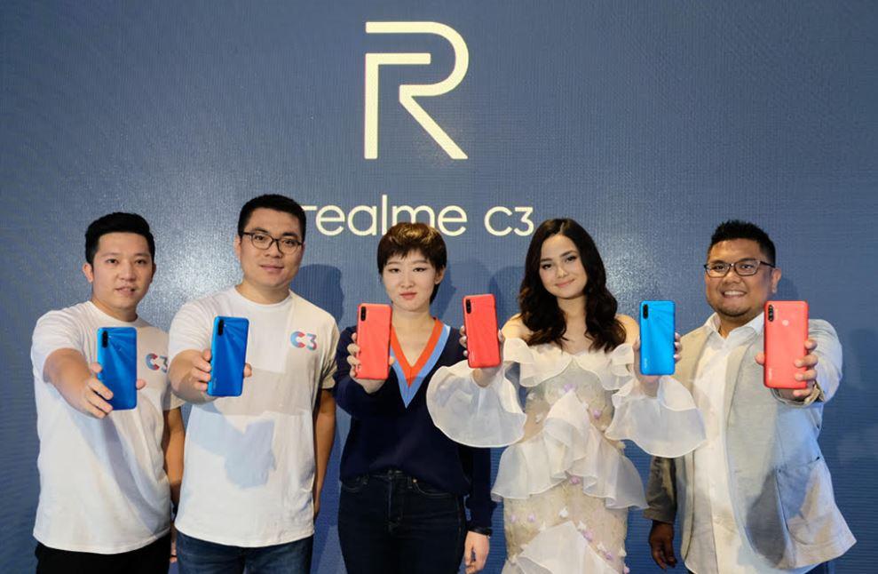 Realme C3 Triple Camera Game Monster Diluncurkan, Harga Mengejutkan! 1